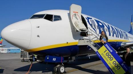 Nowe trasy Ryanair z Katowic!