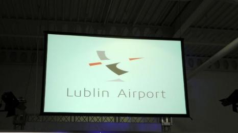 Lublin: Uroczystość otwarcia portu