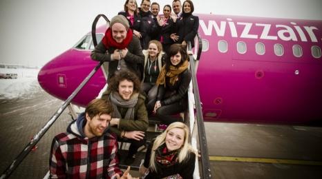 Koncert i zbiórka dla WOŚP w samolocie