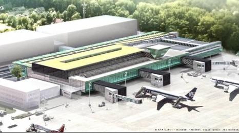Rusza budowa terminala w Krakowie