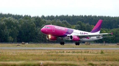 Wizz Air: Incydent w Warszawie