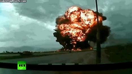 Katastrofa Boeinga 747 (FILM)