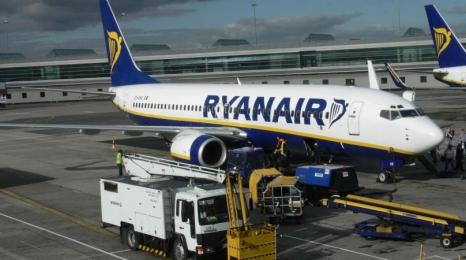 Ryanair: Coraz więcej pasażerów
