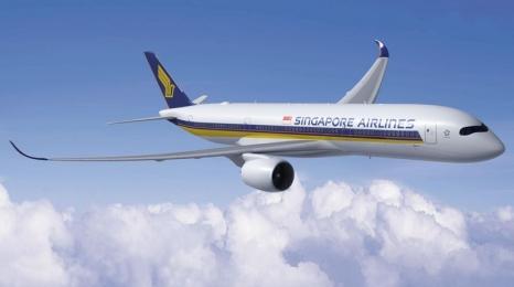 Singapore Airlin. zamówią 50 A350!