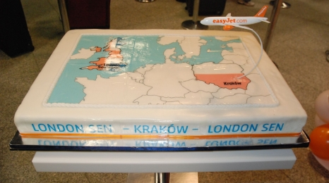 Kolejne połączenie Krakowa z Londynem