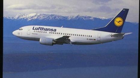 Lufthansa z Katowic większym samolotem