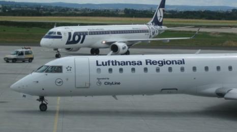 Lufthansą częściej z Rzeszowa do Frankfurtu