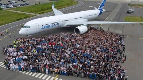 Airbus: Historyczne zakupy Japończyków!