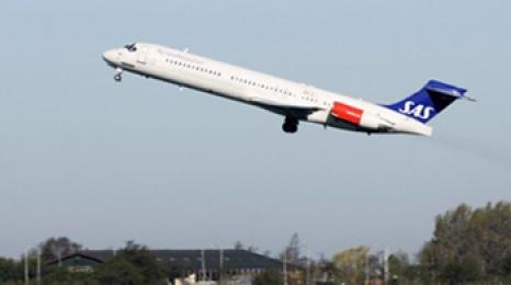 Linie SAS pożegnały samolot MD80