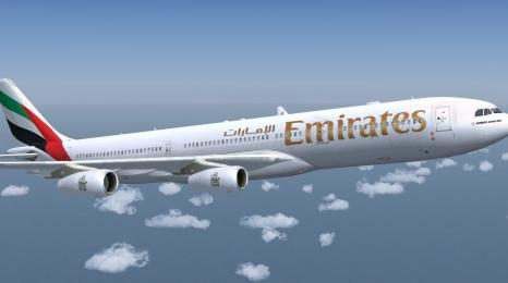Emirates rozpoczął loty do Gwinei