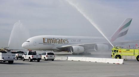 Emirates: Najdłuższy lot A380 na świecie