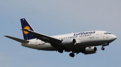 Z Poznania do Frankfurtu Boeingiem