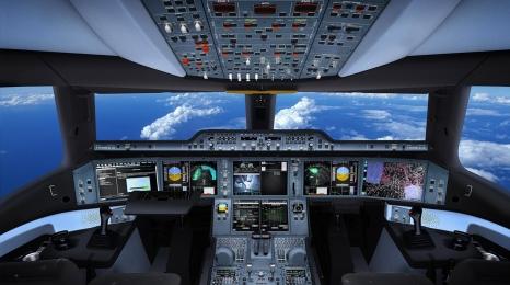Airbus na targach w Singapurze