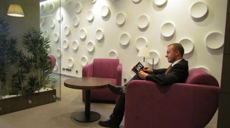 Warszawa: 350 tys. gości w business lounge