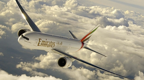 Emirates poleci do Chicago