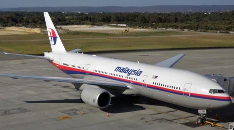 Zaginął Boeing 777 Malaysia Airlines