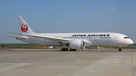 Problemy Dreamlinera linii JAL