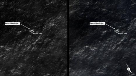 Odnaleziono szczątki malezyjskiego Boeinga?