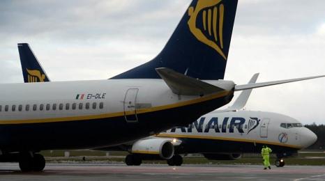 Ryanair po kraju od 39 zł