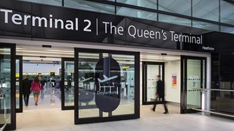 Nowy Terminal2 na Heathrow otwarty