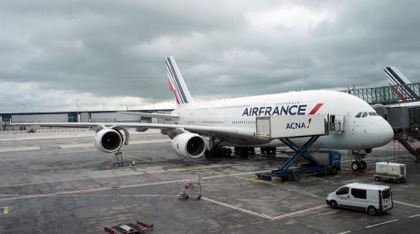 Air France odebrały dziesiątego A380