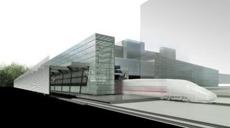 Kraków: Rusza budowa stacji kolejowej
