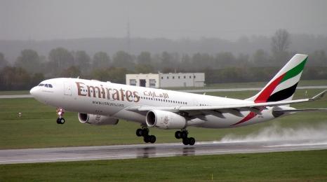 Budapeszt w siatce Emirates