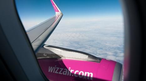 Wizz Air poleci z Moskwy do Kijowa