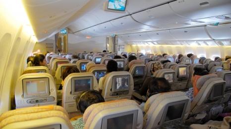Emirates: System rozrywki dla niedowidzących