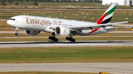 Emirates zainaugurował loty do Brukseli