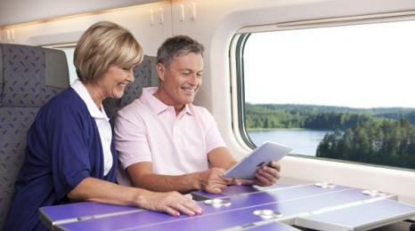 Kolejowo-lotnicze połączenie Finnair