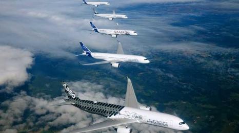 Airbus A350 z certyfikatem EASA