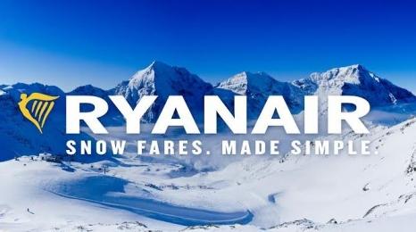 Ryanair: Do Bergamo od 88 zł