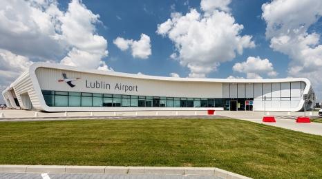 Słabsze wyniki lotniska w Lublinie