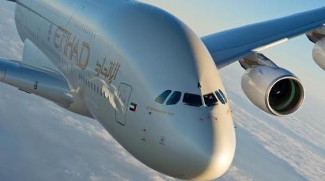Dostarczono pierwszego A380 dla Etihad