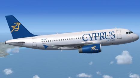 Upadły linie Cyprus Airways