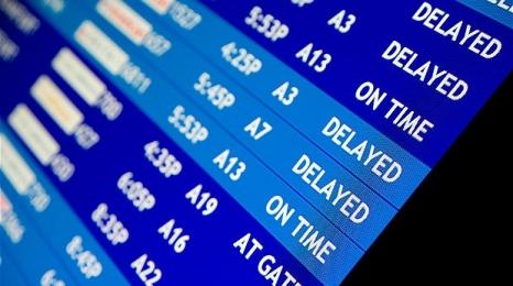 Najbardziej punktualna linia lotnicza świata...