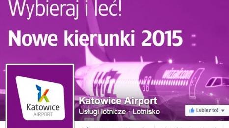 Katowice nr 1 w Europie na Facebooku!