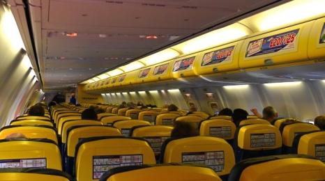 Ryanair: Spore wzrosty liczby pasażerów