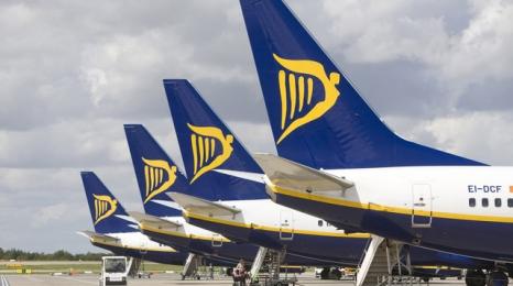 Baza Ryanaira w Berlinie