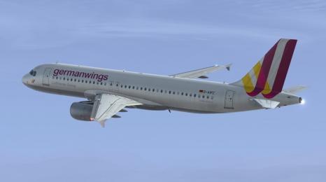 Rozbił się Airbus linii Germanwings