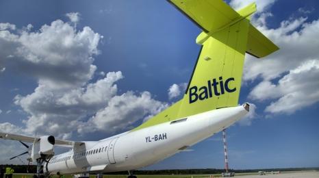 Air Baltic poleci z Radomia!