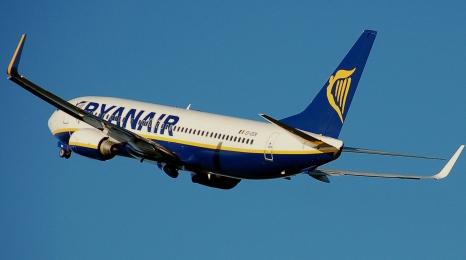 Ryanair kasuje połączenie z Modlina do Kopenhagi