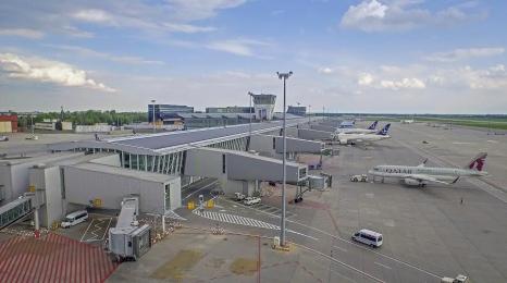 Lotnisko Chopina wciąż z rekordami