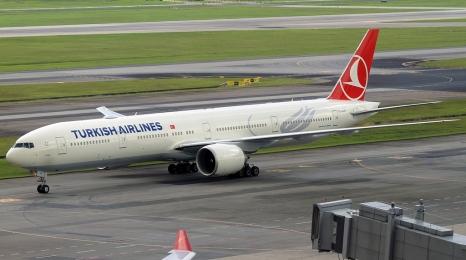 Awaryjne lądowanie Turkish Airlines w Warszawie