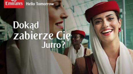 Emirates: Wspólny bilet z pięcioma liniami