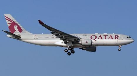 Qatar Airways z Warszawy Airbusem A330