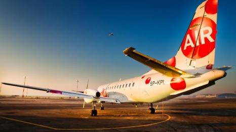 Sprint Air zainaugurował rejsy z Szyman