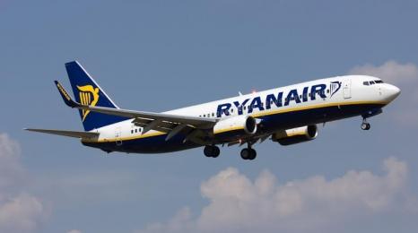 Ryanair przenosi się na Lotnisko Chopina