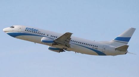 Enter Air sprzedał Boeinga 737-400